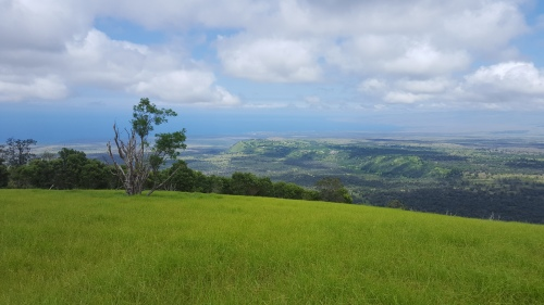 Looking towards Kohala Coast